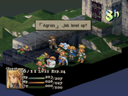 FFT Job Level Up