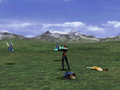 FFVIII Squall Defend