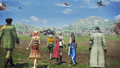 FFXIII Archylte Steppe Party