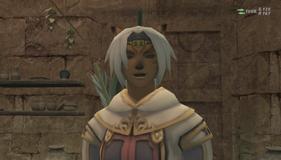 FFXI Sybil Guard Semih-lafihna