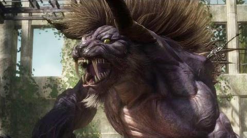 Final Fantasy XV Final Fantasy 15 - Animals, Beasts, Wildlife, World Trailer