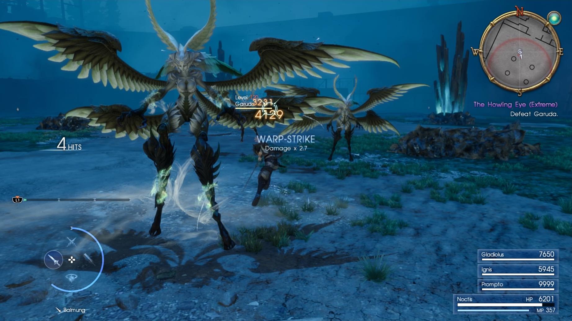Chirada (Final Fantasy XV)