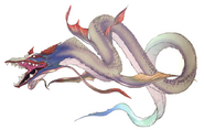 Leviathan FFIV DS Art