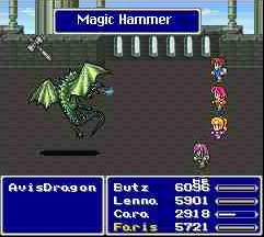 Magic Hammer (ability)