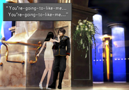 Rinoa meets Squall