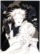 Amano Cloud & Aerith