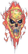 Amano Skull (color)