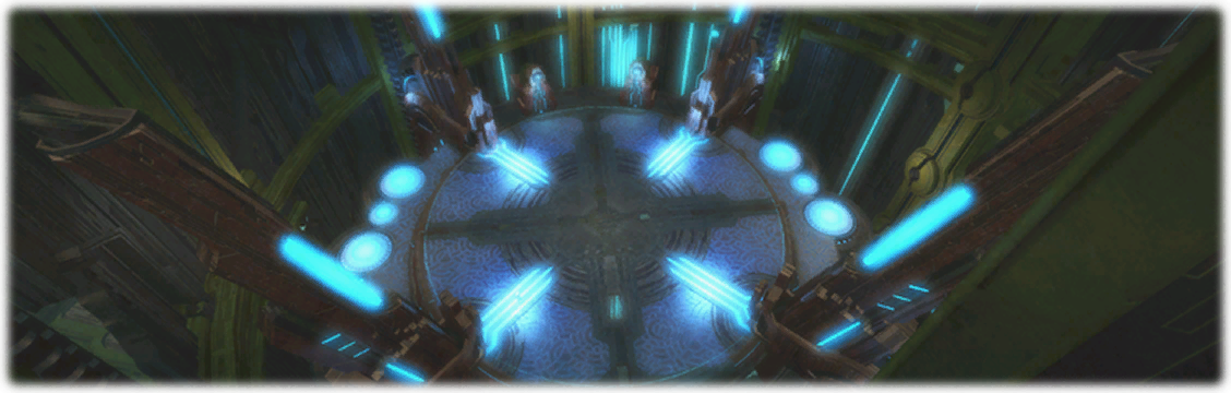 Binding Coil of Bahamut - Turn 4 banner image from Final Fantasy XIV.png