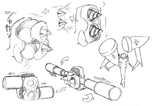 Cid's Ultimate Hammer concept for Final Fantasy Unlimited.png