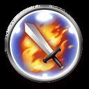 FFRK Fira Strike Icon