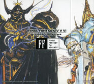 Final fantasy finest back cover