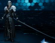 Sephiroth final boss from FFVII Remake