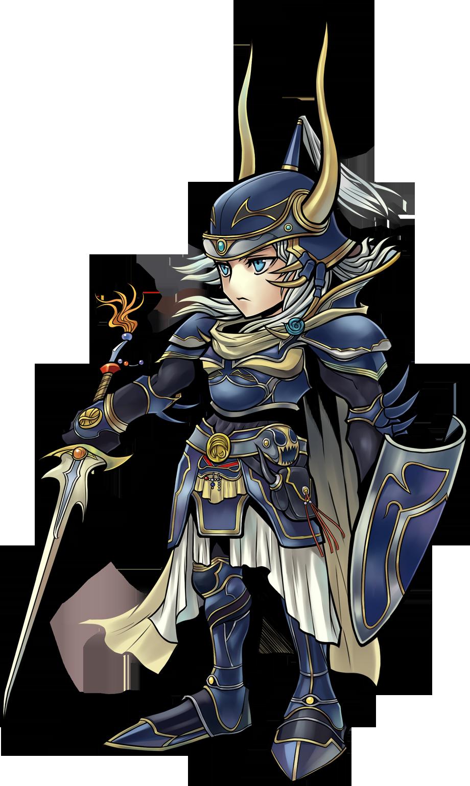 Warrior of Light (Dissidia)/Opera Omnia