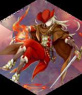 FFLII Red Mage Rank 6 Phantom Stone