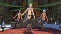 FFXIV Dancing Girls Ul'dah