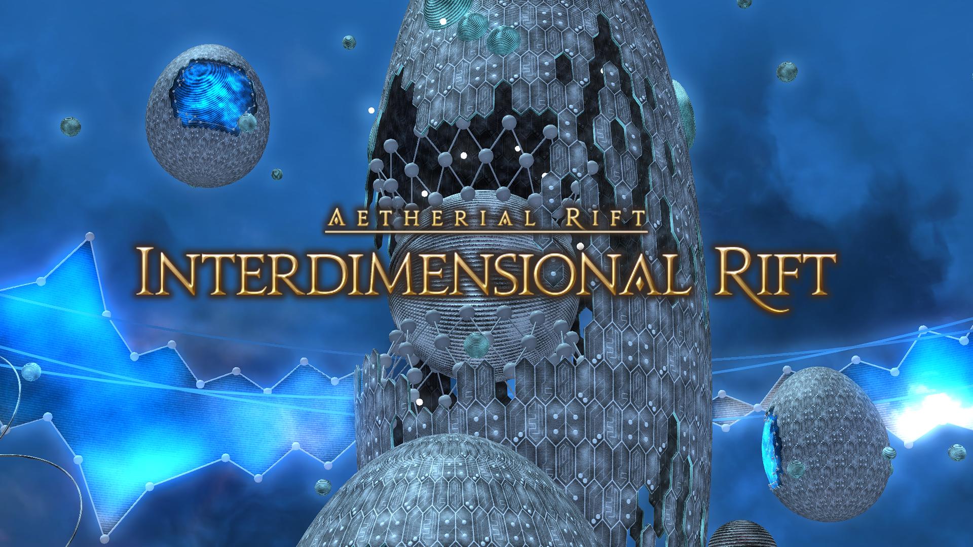 Interdimensional Rift (Final Fantasy XIV)