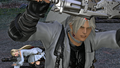 FFXIV Thencred protects Ryne