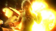 Nora & the fateful explosion
