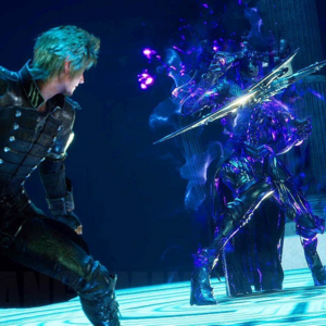 Prompto versus the Rogue from FFXVRE.png