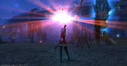 RDM using Acceleration from FFXIV