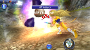 DFFOO Celes HP Attack