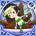FFAB Landscaper - Yuffie Legend SSR+