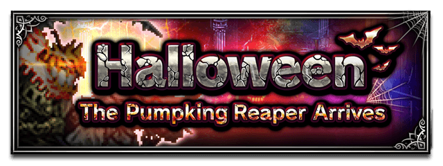 Halloween - Night of the Pumpkin/Pumpking Reaper Arrives