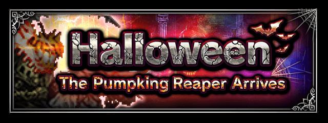 Halloween - Night of the Pumpkin/Pumpking Reaper Arrives