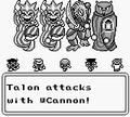FFLIII Talon's Cannon