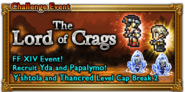 FFRK The Lord of Crags Event