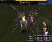 FFX Three Stars
