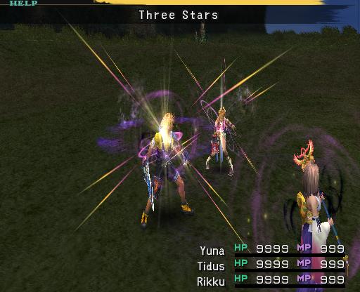 Three Stars (item)