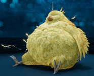 Fat Chocobo from FFVII Remake Enemy Intel