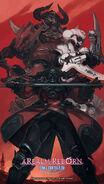 Gaius and Tribunes FFXIV Art