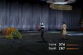 Iguion battle from FFVIII Remastered