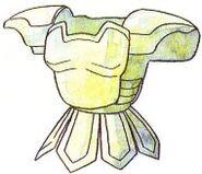 Silver armour (FFA)