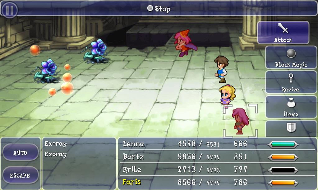 Stop (Final Fantasy V)
