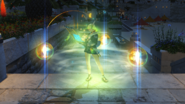 Summon Emerald Carbuncle FFXIV