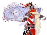Warrior of Light like Dissidia's Alt