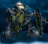 Cutter from FFVII Remake Enemy Intel