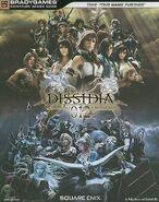 Dissidia 012 Signature Series