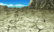 FFIV PSP Mountain Battle