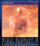 FFIV Steam Card Rubicante