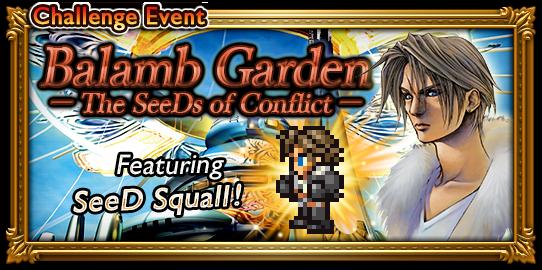 Balamb Garden - The SeeDs of Conflict