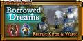 FFRK Borrowed Dreams Event