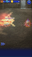 FFRK Mega Fire