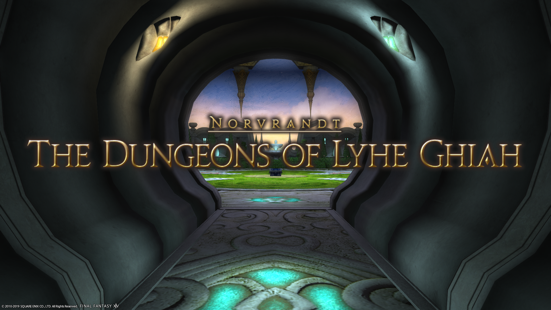 Dungeons of Lyhe Ghiah