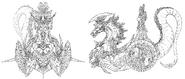 FFXIV Rofocale Sketch