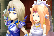 Rosa Cecil Wedding FFIV iOS