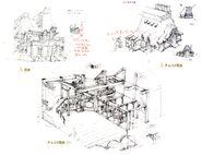 San d'Oria South Structures FFXI Art 2